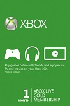 Xbox Live 1 month GOLD Subscription WORLDWIDE