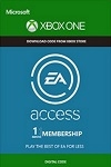 1 month EA Access for Xbox One WORLDWIDE